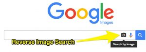 Google offers reverse image search